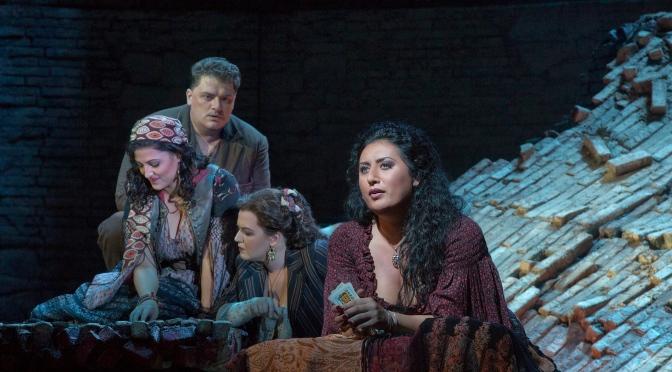 """""""Кармен"""" от Бизе – най-популярната опера в историята на Met Live"""