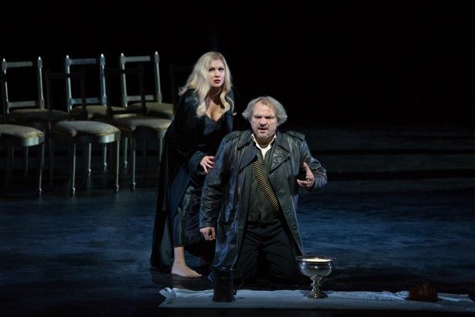 """""""Макбет"""" на живо от """"Метрополитън опера"""" в Ню Йорк"""