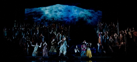 English National opera 2014The Pearl Fishers