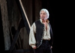 "Dmitri Hvorostovsky as Count di Luna in Verdi's ""Il Trovatore."" Photo: Ken Howard/Metropolitan Opera Taken during the final dress rehearsal on Febraury 13, 2009 at the Metropolitan Opera in New York City."