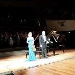 Anna Sofi Muter в Берлинската филхармония