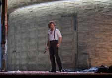 Roberto Alagna as Don JosŽ in BizetÕs ÒCarmen.Ó Photo: Ken Howard/Metropolitan Opera Taken at the Metropolitan Opera during the dress rehearsal on December 28, 2009.