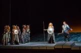 Photo: Die Walküre Richard Wagner; dress rehearsal photographed: Monday, March 15, 2019; 10:30 AM at The Metropolitan Opera; New York, NY. Photograph: © 2019 Richard Termine PHOTO CREDIT - Richard Termine