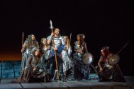 Photo: Die Walküre Richard Wagner; dress rehearsal photographed: Monday, March 15, 2019; 10:30 AM at The Metropolitan Opera; New York, NY. Photograph: © 2019 Richard Termine PHOTO CREDIT - Richard Termine